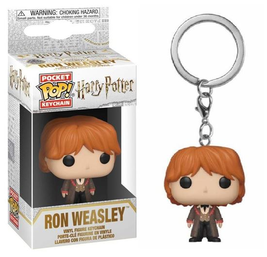 Picture of Pocket Pop! Llavero: Harry Potter - Yule Ball Ron Weasley