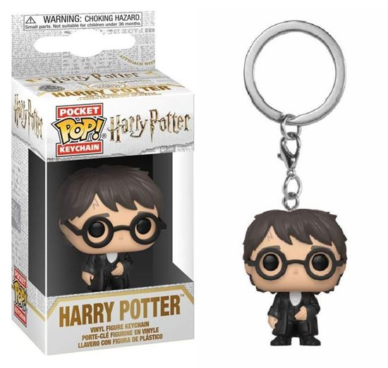 Picture of Pocket Pop! Llavero: Harry Potter - Yule Ball Harry Potter