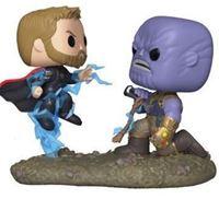 Picture of Marvel Pack de 2 POP! Movie Moments Vinyl Figuras Thor & Thanos 9 cm