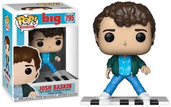 Picture of Big POP! Movies Vinyl Figura Josh with Piano Outfit 9 cm