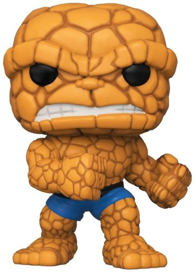 Picture of Fantastic Four POP! Marvel Vinyl Figura The Thing 9 cm