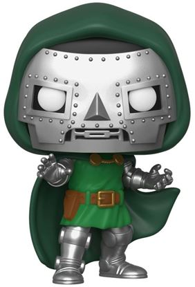 Picture of Fantastic Four POP! Marvel Vinyl Figura Doctor Doom 9 cm
