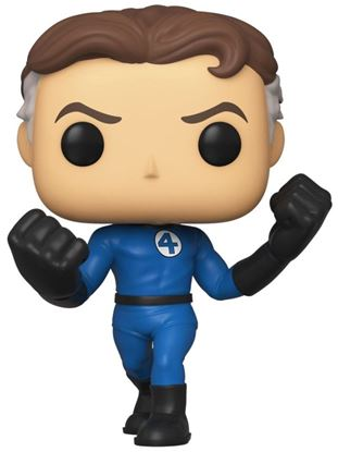 Picture of Fantastic Four POP! Marvel Vinyl Figura Mister Fantastic 9 cm