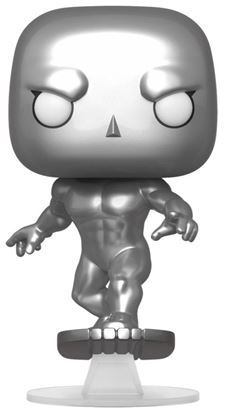 Picture of Fantastic Four POP! Marvel Vinyl Figura Silver Surfer 9 cm