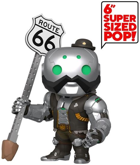 Picture of Overwatch Figura Super Sized POP! Vinyl B.O.B. 15 cm. DISPONIBLE APROX: MARZO 2020