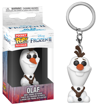 Picture of Frozen 2 Llavero Pocket POP! Vinyl Olaf 4 cm