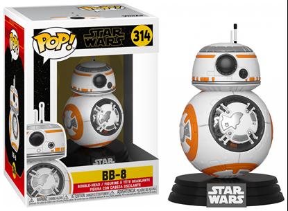 Picture of Star Wars Episode IX Figura POP! Movies Vinyl BB-8 9 cm