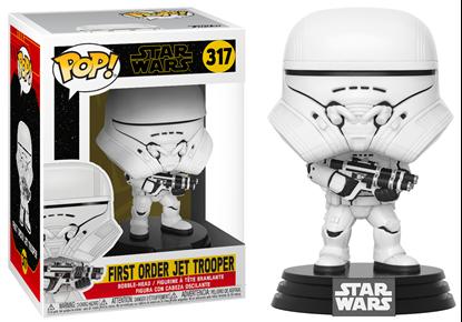 Picture of Star Wars Episode IX Figura POP! Movies Vinyl First Order Jet Trooper 9 cm