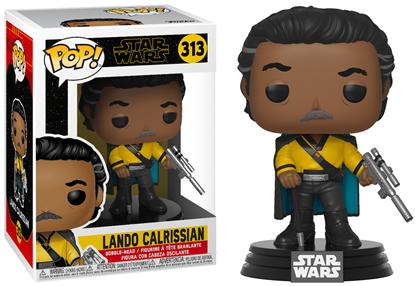 Picture of Star Wars Episode IX Figura POP! Movies Vinyl Lando Calrissian 9 cm