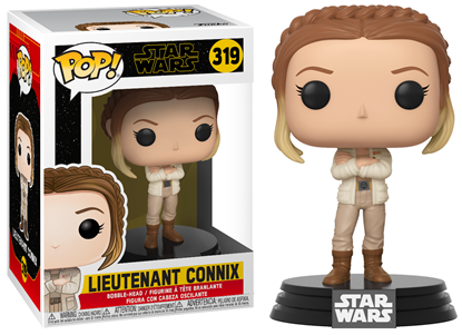 Picture of Star Wars Episode IX Figura POP! Movies Vinyl Lieutenant Connix 9 cm. DISPONIBLE APROX: ENERO 2020