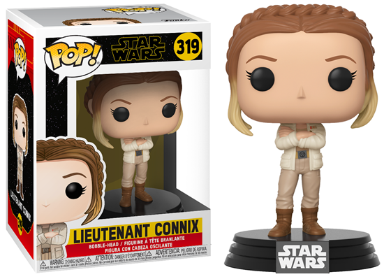 Picture of Star Wars Episode IX Figura POP! Movies Vinyl Lieutenant Connix 9 cm. DISPONIBLE APROX: ENERO 2020