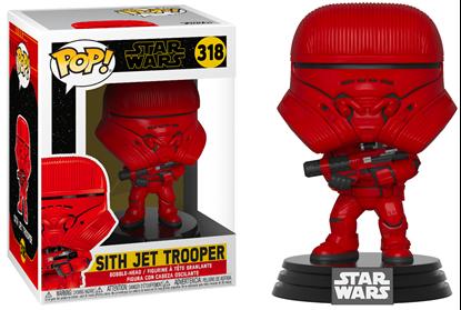 Picture of Star Wars Episode IX Figura POP! Movies Vinyl Sith Jet Trooper 9 cm