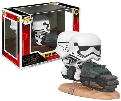Picture of Star Wars Episode IX POP! Movie Moment Vinyl Figura First Order Tread Speeder 9 cm