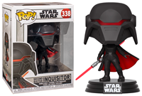 Picture of Star Wars Jedi Fallen Order Figura POP! Games Vinyl Inquisitor 9 cm. DISPONIBLE APROX: ENERO 2020