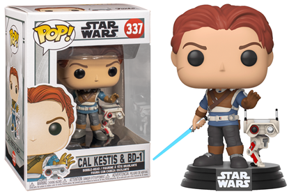 Picture of Star Wars Jedi Fallen Order Figura POP! Games Vinyl Jedi 9 cm
