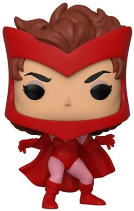Picture of Marvel 80th POP! Heroes Vinyl Figura Scarlet Witch 1st Appearance 9 cm. DISPONIBLE APROX: ENERO 2020