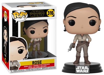 Picture of Star Wars Episode IX Figura POP! Movies Vinyl Rose 9 cm