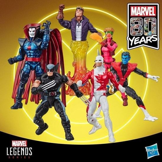 Picture of Marvel Legends wave completa wendigo