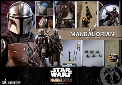 Picture of Star Wars The Mandalorian Figura 1/6 The Mandalorian 30 cm RESERVA