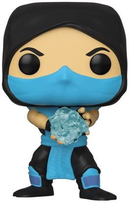 Picture of Mortal Kombat POP! Games Vinyl Figura Sub-Zero 9 cm. DISPONIBLE APROX: ABRIL 2020