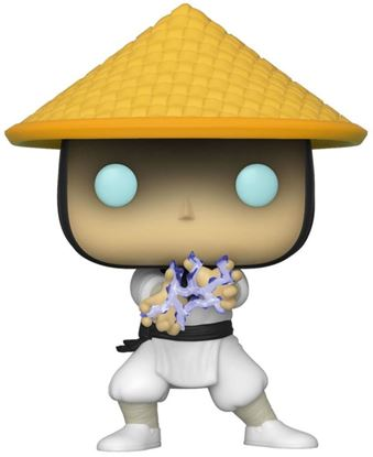 Picture of Mortal Kombat POP! Games Vinyl Figura Raiden 9 cm. DISPONIBLE APROX: ABRIL 2020
