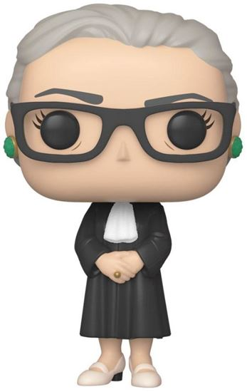 Picture of American History POP! Icons Vinyl Figura Ruth Bader Ginsburg 9 cm. DISPONIBLE APROX: ABRIL 2020