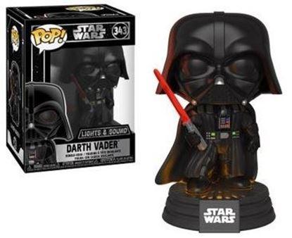 Picture of Star Wars Electronic POP! Movies Vinyl Figura con luz y sonido Darth Vader 9 cm.