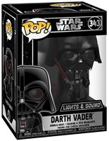 Picture of Star Wars Electronic POP! Movies Vinyl Figura con luz y sonido Darth Vader 9 cm.