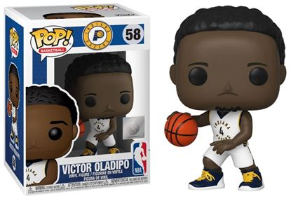 Picture of NBA POP! Sports Vinyl Figura Victor Oladipo (Indiana Pacers) 9 cm. DISPONIBLE APROX: DICIEMBRE 2019