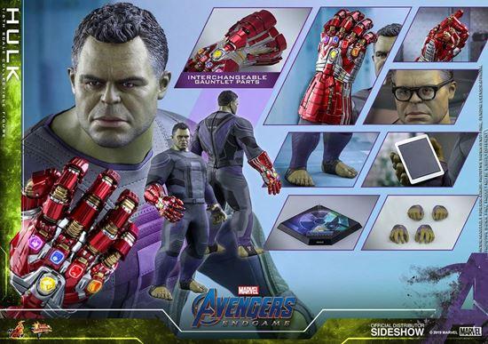 Picture of Avengers: Endgame Figura Movie Masterpiece 1/6 Hulk  39 cm RESERVA