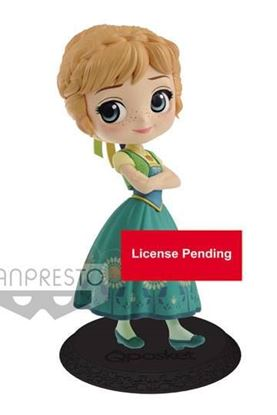 Picture of Disney Minifigura Q Posket Anna Surprise Coordinate Ver. B 14 cm