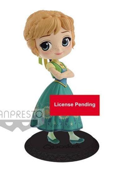 Picture of Disney Minifigura Q Posket Anna Surprise Coordinate Ver. B 14 cm