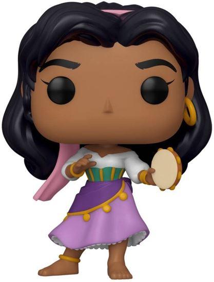 Picture of El Jorobado de Notre Dame POP! Disney Vinyl Figura Esmeralda 9 cm.