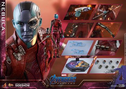 Picture of Vengadores: Endgame Figura Movie Masterpiece 1/6 Nebula 30 cm RESERVA