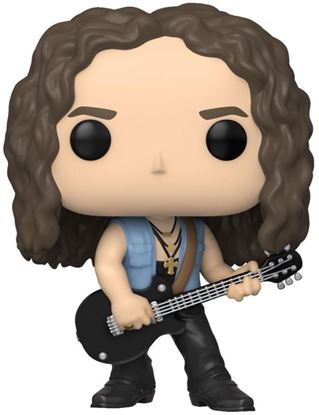 Picture of Def Leppard POP! Rocks Vinyl Figura Steve Clark 9 cm. DISPONIBLE APROX: ABRIL 2020