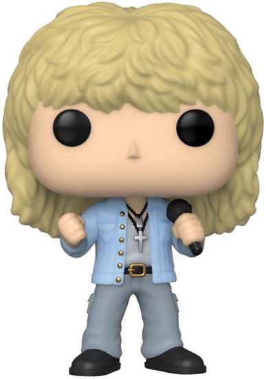 Picture of Def Leppard POP! Rocks Vinyl Figura Joe Elliott 9 cm. DISPONIBLE APROX: ABRIL 2020