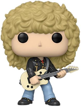 Picture of Def Leppard POP! Rocks Vinyl Figura Rick Savage 9 cm. DISPONIBLE APROX: ABRIL 2020