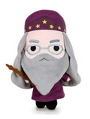 Picture of Peluche Albus Dumbledore 22 cm - Harry Potter