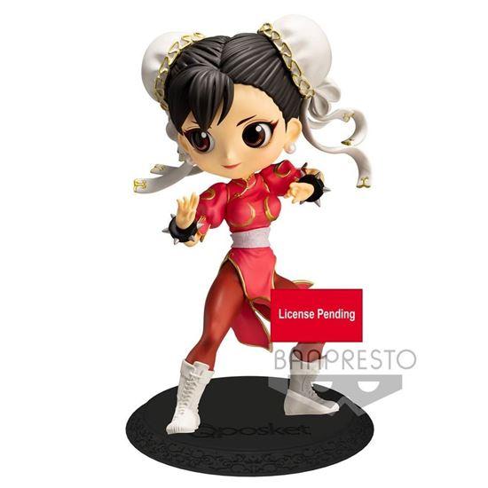 Picture of Street Fighter Minifigura Q Posket Chun-Li Ver. A 14 cm DISPONIBLE APROX: JULIO 2020