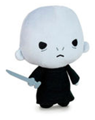 Picture of Peluche Lord Voldemort 22 cm - Harry Potter