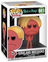 Picture of Rick y Morty POP! Animation Vinyl Figura Kirkland Meeseeks 9 cm. DISPONIBLE APROX: DICIEMBRE 2019