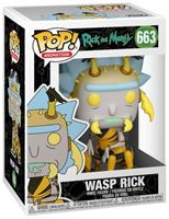 Picture of Rick y Morty POP! Animation Vinyl Figura Wasp Rick 9 cm