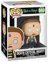 Picture of Rick y Morty POP! Animation Vinyl Figura Death Crystal Morty 9 cm. DISPONIBLE APROX: DICIEMBRE 2019