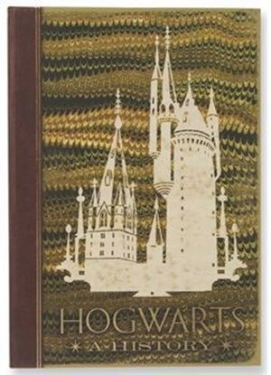"Picture of Libreta ""Hogwarts a History"" - Harry Potter"
