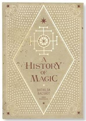 "Picture of Libreta ""A History of Magic"" - Harry Potter"