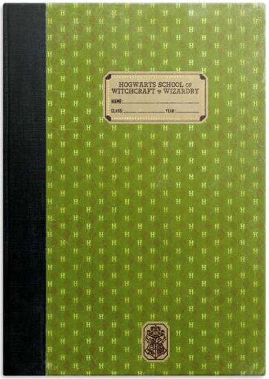 Picture of Réplica Cuaderno de Ejercicios Slytherin - Animales Fantásticos - Los Crímenes de Grindelwald