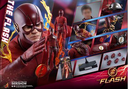 Picture of The Flash Figura 1/6 .  31 cm RESERVA