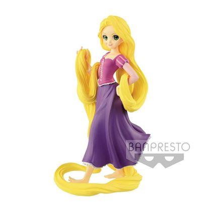 Picture of Disney Minifigura Crystalux Rapunzel 16 cm