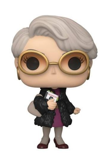 Picture of El diablo viste de Prada POP! Movies Vinyl Figura Miranda Priestly 9 cm