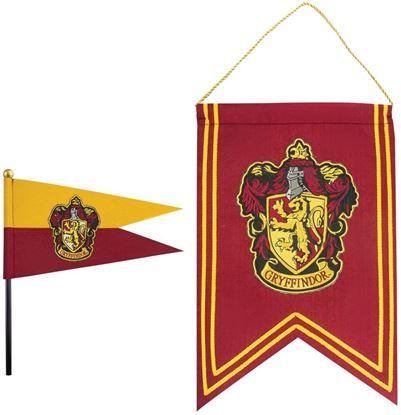 Picture of Estandarte y Banderín Gryffindor - Harry Potter